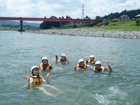 2021年07月25日AM信濃川ラフティングツアー写真プレビュー【日本アウトドアサービス】