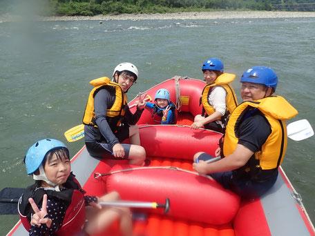 2021年07月23日AM信濃川ラフティングツアー写真プレビュー【日本アウトドアサービス】