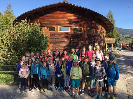 Naturparkhaus St. Vigil