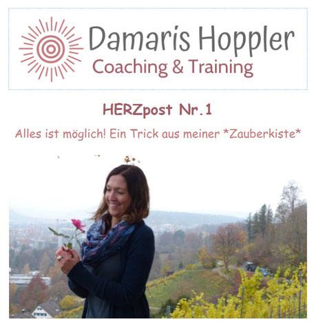 Damaris Hoppler Coaching & Training Herzpost