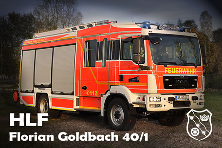Goldbach 40/1 - HLF20
