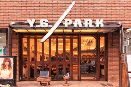 Y.S.PARK Hiroo Shop / Y.S.PARK広尾店