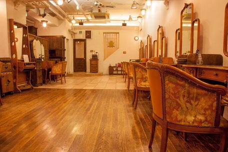 Y.S.PARK Omote-Sando Shop / Y.S.PARK表参道店