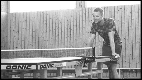 Saisonvorbereitung im Tischtennis