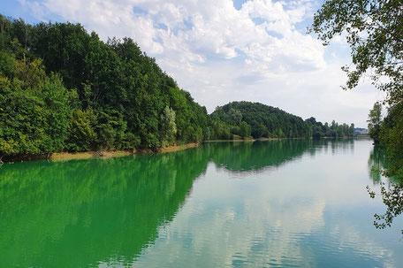 Koukano, Lac de Geignes, Maurens-Scopont, Le Pays de Cocagne, plaine lauragaise