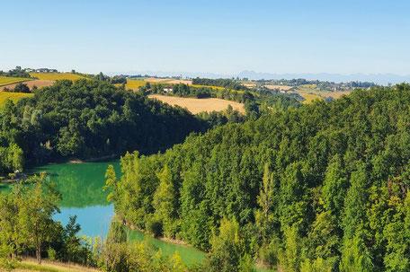 Koukano, Lac de Geignes, Maurens-Scopont, Le Pays de Cocagne, plaine lauragaise, que faire à Puylaurens, que faire à Dourgne