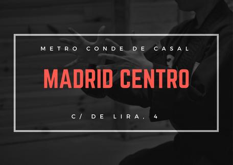 Escuela Madrid Centro