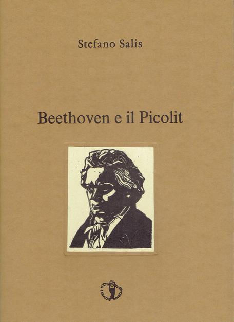 copertina con stampa tipografica e linoleografia di Luciano Ragozzino