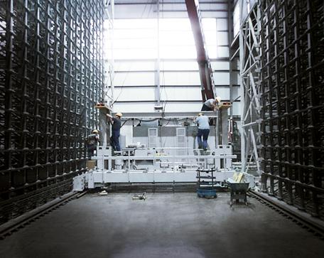 KASTOretrofit, modernize storage system