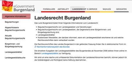 https://apps.bgld.gv.at/web/landesrecht.nsf