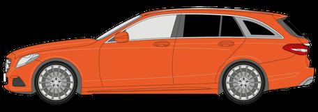 Kombi Fahrzeug - Preis zur Scheibentönung