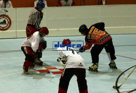 Lastre in HDPE per piste di hockey