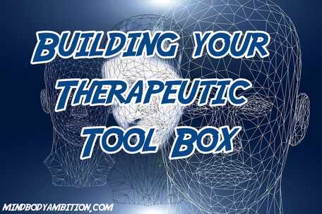 Building your therapeutic tool box - Dante Harker