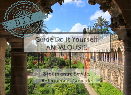 Guide-voyage-do it yourself- Andalousie