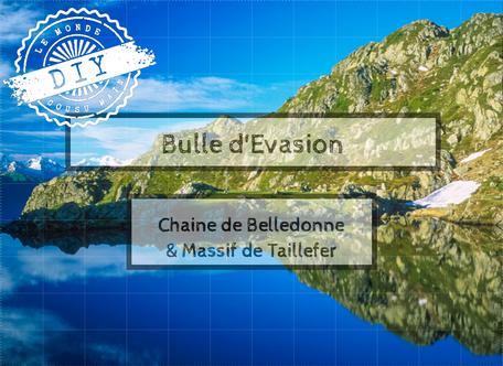 Guide Week-end-Chaine Belledonne-Massif Taillefer