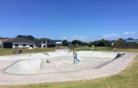 Pauanui Skatepark