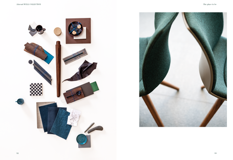 Art direction and book design by Marijke Lucas - Lucas & Lucas, for Ahrend and Kvadrat