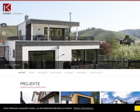 www.hoelzleberg.de - Architektbüro Krämer Offenburg