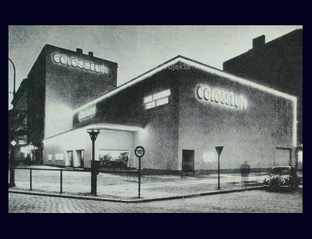 Berlin Kino Collosseum Wiener Straße Skalitzer Straße