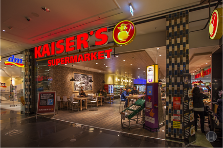 Kaiser's Mall of Berlin