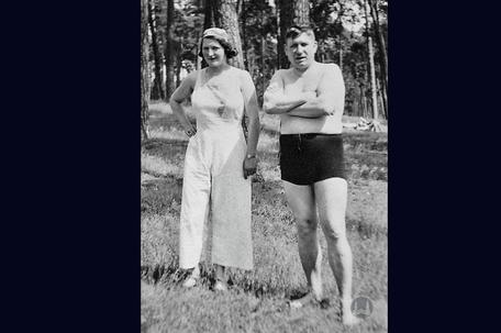 Nero Brandenburgs Eltern