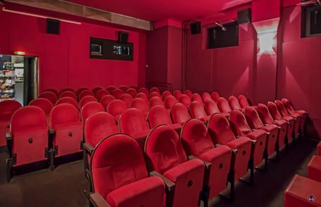 Kino Moviemento Berlin Kreuzberg Kottbusser Damm Saal 3 Bestuhlung