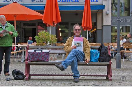 Jürgen Meyer -Kronthaler und die Berliner Verkehrsblätter