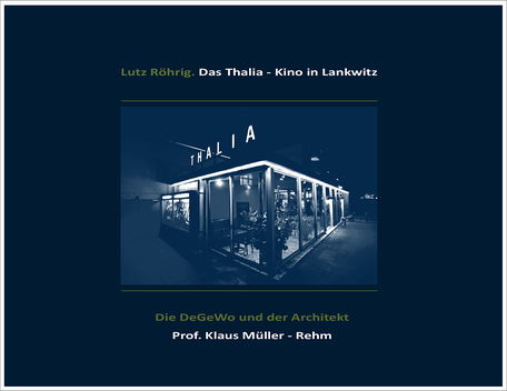 Berlin. Thalia - Kino. Lankwitz