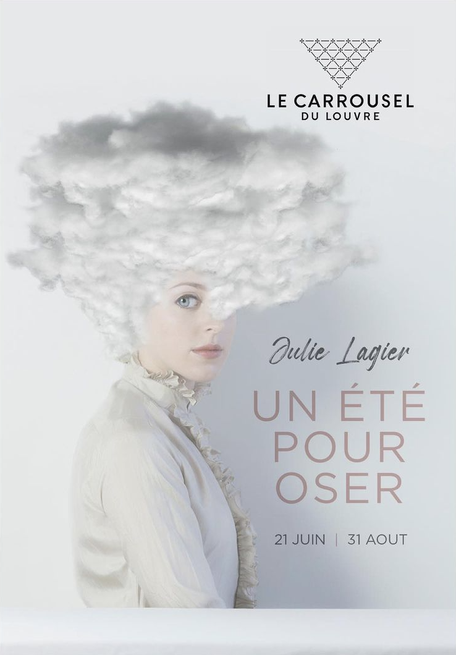 Exposition Un été pour oser !, Carrousel du Louvre, 2021