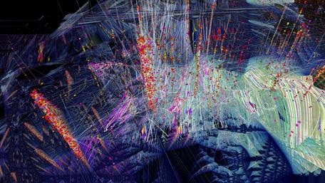 Commissariat de la Rosbank Digital Biennale, Société Générale, 2019