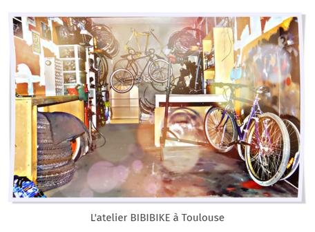 L'atelier BIBIBIKE à Toulouse