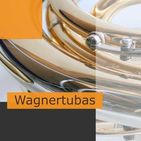Wagnertubas by Ricco Kühn