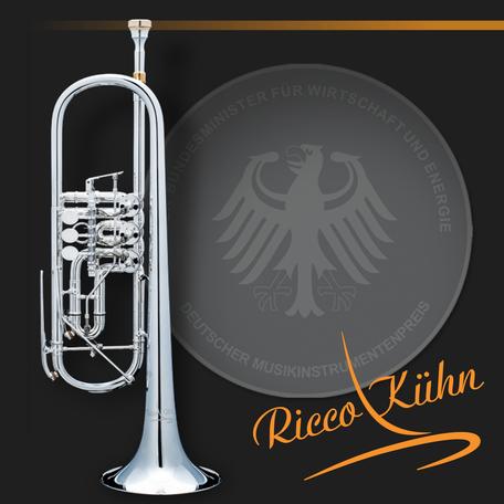 B-Trompete Ricco Kühn Modell T 053 B
