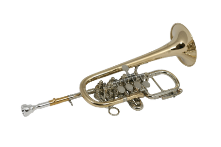 Hoch G Trompete Ricco Kühn