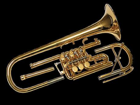 C Trompete Ricco Kühn Modell T 073 CX