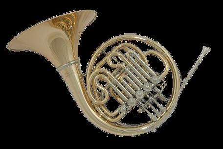 B Horn Ricco Kühn Modell W 125