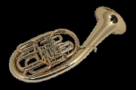 Wagnertuba Ricco Kühn Modell W 405