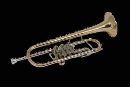 B-Trompete Ricco Kühn Modell T 043 B