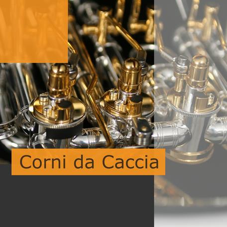 B und C Corno da Caccia Ricco Kühn