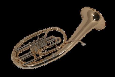 Wagnertuba Ricco Kühn Modell W 403