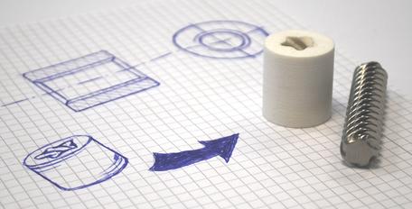 Entwicklung: Von der Zeichnung zum Produkt in wenigen Schritten