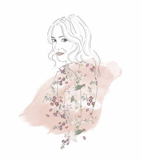 Kate la Vie, Illustration, Blogger Illustration, Blogger Sketch, Blogger Illustrator, Magazin Illustration, Glamour Illustratoren, deutsche Illustratoren, Illustrationen, Fashion Illustration, Modezeichnung, Modezeichner, Mode Illustration