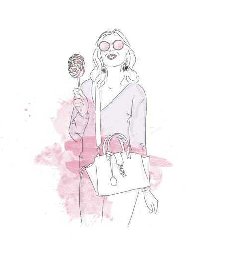 Fashionillustration, Modezeichnung, Illustration, Illustratoren, Grafikdesign, Magazin Illustrator, Zeitschrift Ilustration, Designagentur, Marina the Moss, Blogger Illustration, Blogger Fashionillustrator, Fashion Illustrator, Mode Zeichnung
