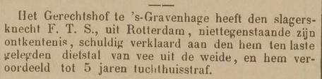 Vlaardingsche courant 26-01-1884