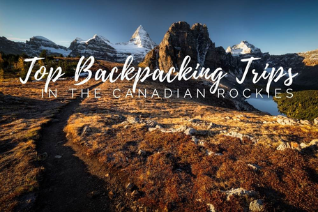 amazing photography spots in the Canadian Rockies