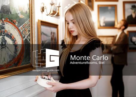 Monte Carlo, AdventureRooms Biel