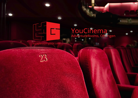 YouCinema, AdventureRooms Oftringen auf escaperoom-guide.com