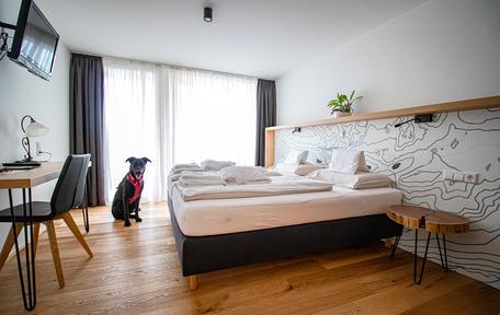 Hundefreundliche Hotels Urlaub mit Hund, Bergurlaub mit Hund, Reisen mit Hund