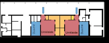 1.FC BW Wulfen vor Umbau