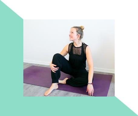 Daniela Horn Yoga Kurse am Sportstrand Perron